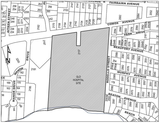 2137 Comox Ave location map.png